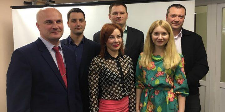 Професійне навчання кандидатів резерву керівників Експертної служби МВС України