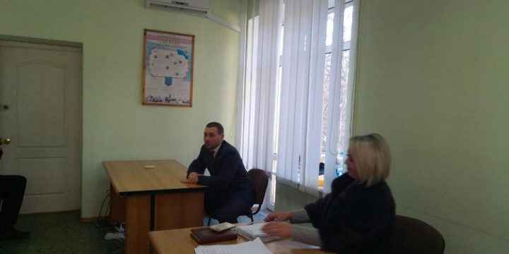 Навчальний семінар для інспекторів – криміналістів