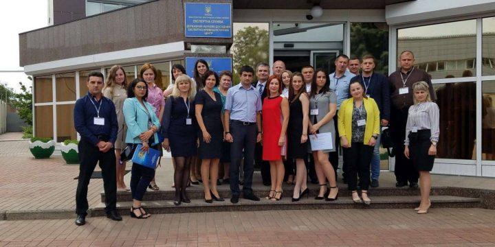 Науково-практичний семінар «Проблемні питання проведення імунологічних, цитологічних досліджень, дослідження волосся та одорологічних досліджень»