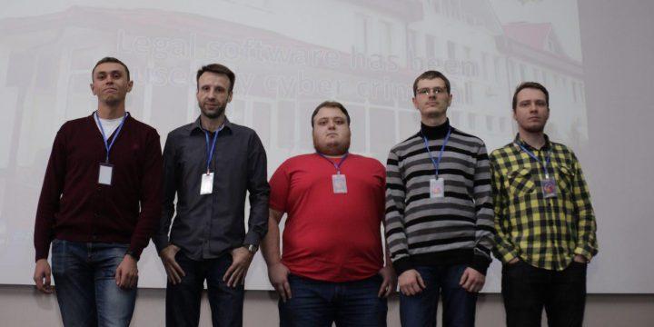 Науково-практична конференція за напрямом «Phoenix-hackathon cybersecurity conference»