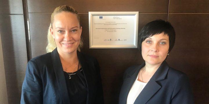 Міжнародна зустрічі з обговорення питань судової екпертизи документів і обміну інформацією у Чорногорії